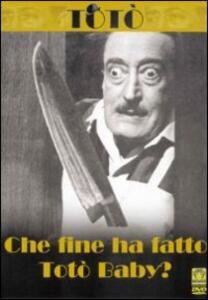 Che fine ha fatto Totò Baby? di Ottavio Alessi - DVD