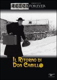 Cover Dvd ritorno di don Camillo (DVD)