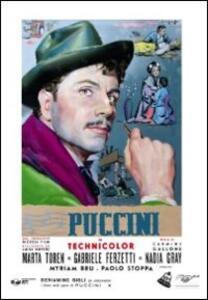 Puccini di Carmine Gallone - DVD