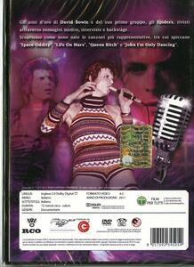 David Bowie. Inside David Bowie and the Spiders - DVD - 2