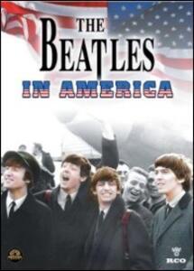 The Beatles. In America - DVD