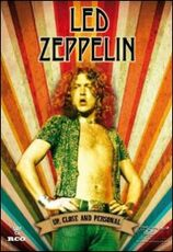 Film Led Zeppelin. Up, Close and Personal