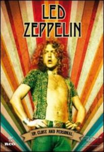 Led Zeppelin. Up, Close and Personal - DVD