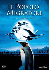 Il popolo migratore (DVD) di Jacques Perrin,Jacques Cluzaud,Michael Debats - DVD