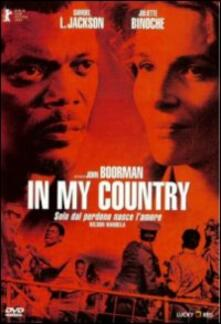 In my country di John Boorman - DVD