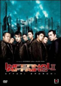Infernal Affairs 2 di Wai Keung Lau,Siu Fai Mak - DVD