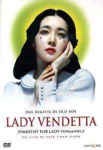 Lady Vendetta di Park Chan-Wook - DVD