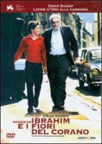 Cover Dvd Monsieur Ibrahim e i fiori del Corano (DVD)