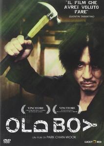 Old Boy di Park Chan-Wook - DVD