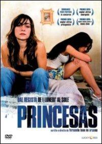 Cover Dvd Princesas (DVD)