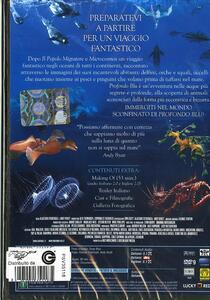 Profondo Blu di Andy Byatt,Alastair Fothergill - DVD - 2