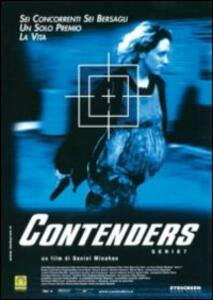 Contenders. Serie 7 di Daniel Minaham - DVD