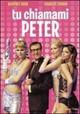 Cover Dvd Tu chiamami Peter
