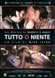 Cover Dvd DVD Tutto o niente