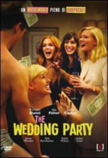The Wedding Party di Leslye Headland - DVD