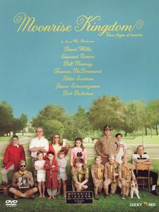Moonrise Kingdom. Una fuga d'amore di Wes Anderson - DVD
