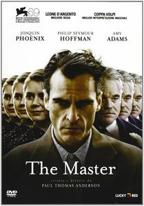 The Master di Paul Thomas Anderson - DVD