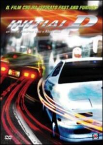 Initial D di Andrew Lau - DVD