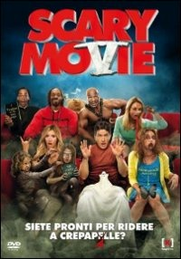 Cover Dvd Scary Movie 5 (DVD)