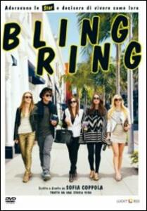 Bling Ring di Sofia Coppola - DVD