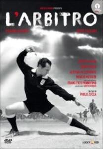 L' arbitro di Paolo Zucca - DVD