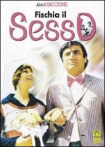 Fischia il sesso di Gian Luigi Polidoro - DVD