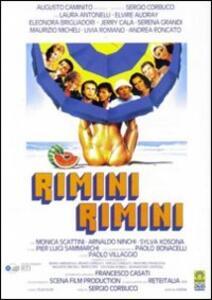 Rimini Rimini di Sergio Corbucci - DVD