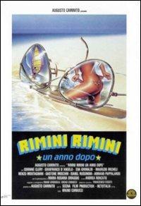 Cover Dvd Rimini Rimini un anno dopo (DVD)