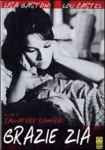 Grazie zia di Salvatore Samperi - DVD