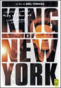 King of New York. Il re di New York di Abel Ferrara - DVD