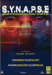 Synapse. Pericolo in rete di Peter Howitt - DVD