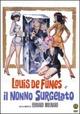 Cover Dvd Louis de Funès e il nonno surgelato