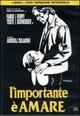 Cover Dvd L'importante è amare