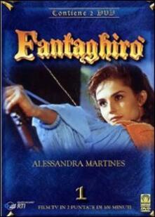 Fantaghirò (2 DVD) di Lamberto Bava - DVD