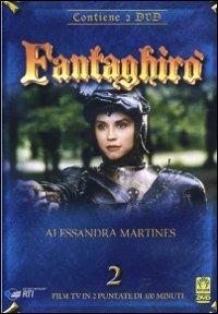 Cover Dvd Fantaghirò 2 (DVD)