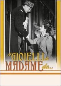 I gioielli di Madame De... di Max Ophüls - DVD