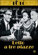 Cover Dvd DVD Letto a tre piazze