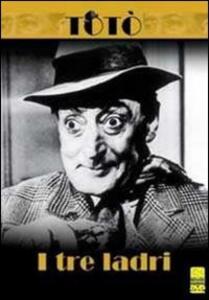I tre ladri di Lionello De Felice - DVD