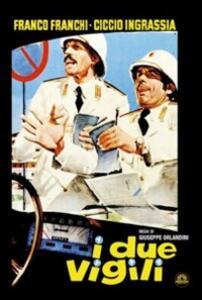 I due vigili di Giuseppe Orlandini - DVD