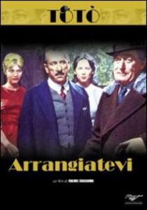 Arrangiatevi! di Mauro Bolognini - DVD