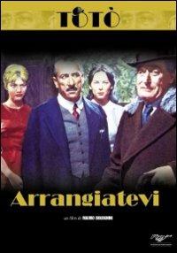 Cover Dvd Arrangiatevi! (DVD)