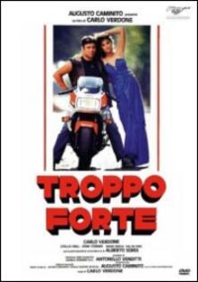 Troppo forte di Carlo Verdone - DVD