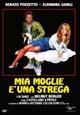 Cover Dvd Mia moglie è una strega