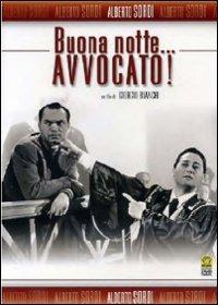 Cover Dvd Buonanotte... avvocato! (DVD)