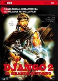 Locandina Django 2 - Il grande ritorno