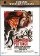 Cover Dvd Una pistola per Ringo