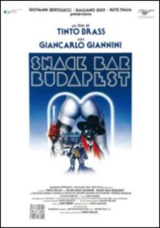 Snack Bar Budapest di Tinto Brass - DVD