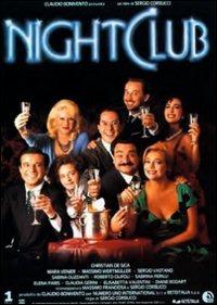 Locandina Night club