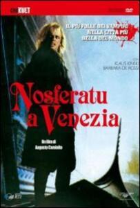 Nosferatu a Venezia di Augusto Caminito - DVD