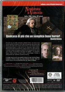 Nosferatu a Venezia di Augusto Caminito - DVD - 2
